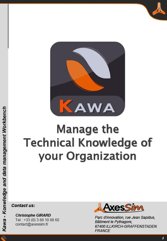 Kawa leaflet