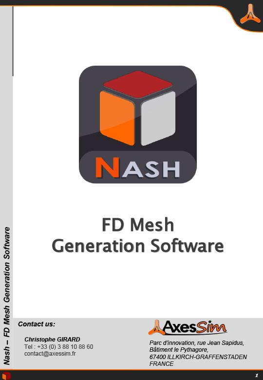 Nash leaflet