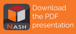 Download button for Nash documentation