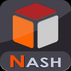 Logo nash - AxesSim