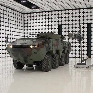 axs-e3 military vehicule