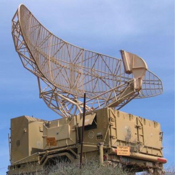 Electromagnetic Environmental Effects - Radar antenna