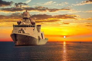 marine industrie