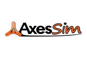 AxesSim logo